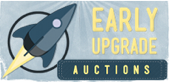 Early Upgrade Auctions